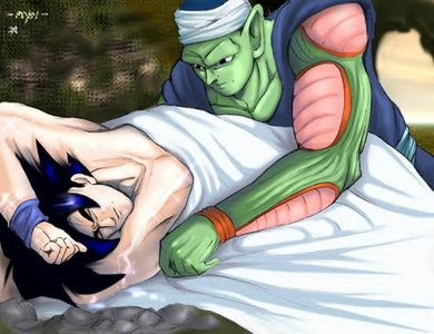 Taking care of Goku-Piccolo x Goku-Maetel-ibDBZ Reloaded-b The Yaoi Saga -i-Thumb114